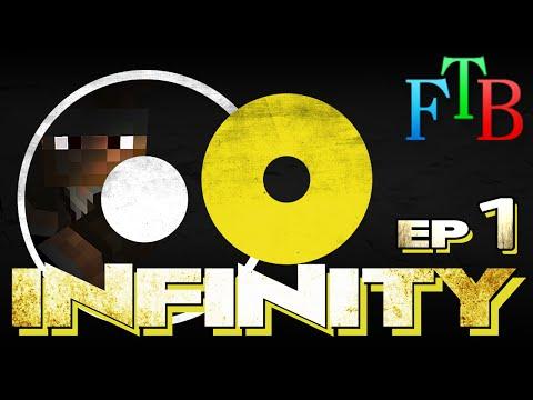 Already Started   FTB Infinity Modpack   Ep.1