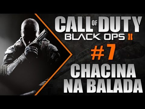 COD Black Ops 2 - Campanha #7 - Chacina na Balada