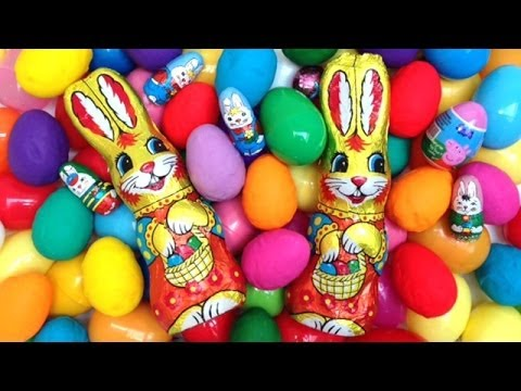 Play Doh Eggs Easter Eggs Peppa Pig Hannah Montana One Direction Mickey Mouse Surprise Eggs