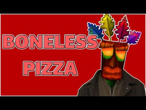 Boneless Pizza