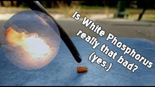 White Phosphorus - Explosions&Fire