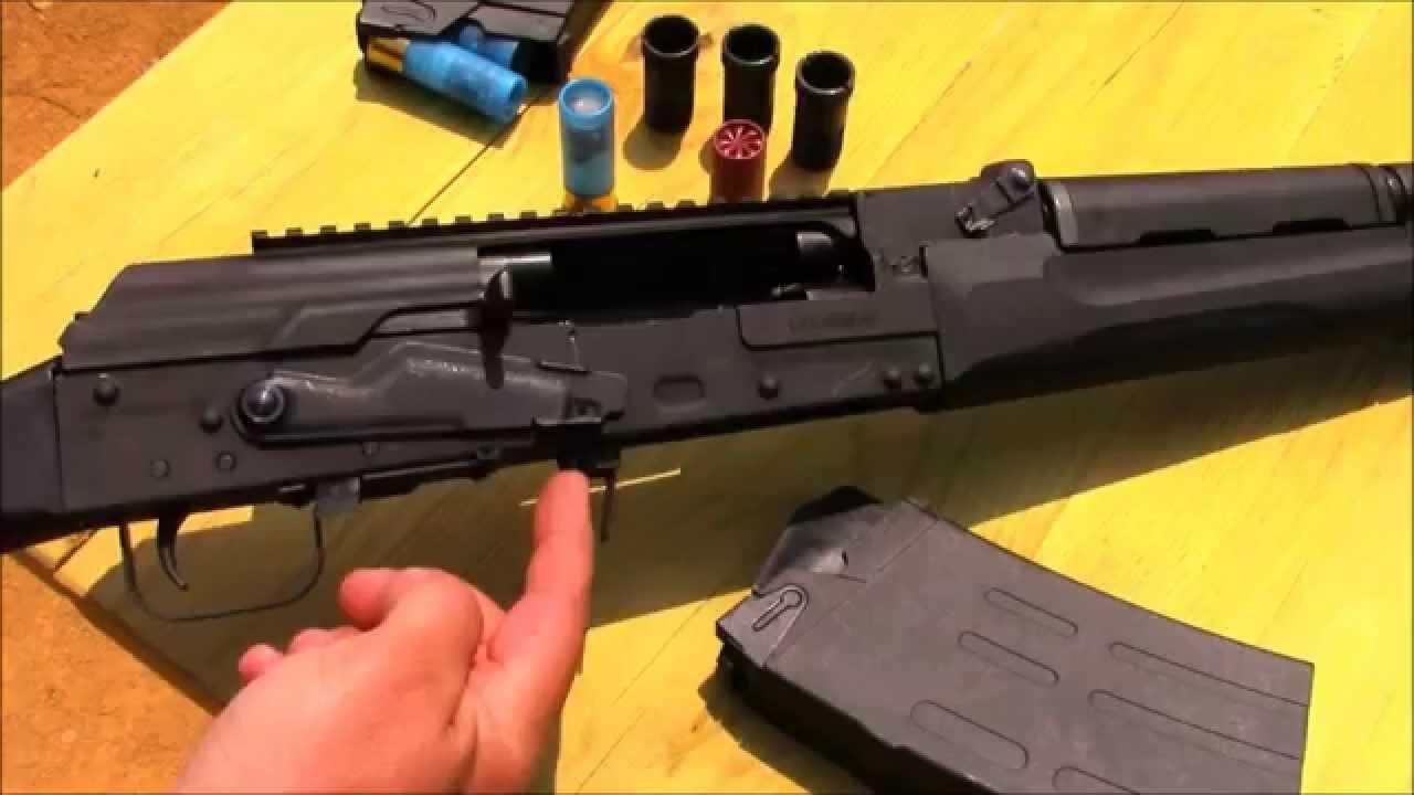 Century Arms Fury ii Century Arms Catamount Fury