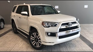 2019 Toyota 4Runner Limited 7-Passenger | Toyota Northwest Edmonton | 94R8022