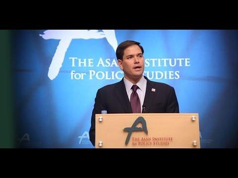 "Sen. Marco Rubio, ""U.S. Policy Toward Asia"""