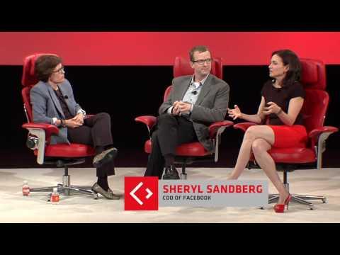 Facebook has Friday meetings in VR | Sheryl Sandberg & Michael Schroepfer | Code Conference 2016