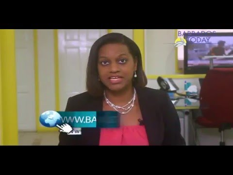 BARBADOS TODAY AFTERNOON UPDATE - April 25, 2016
