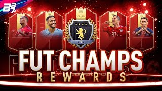 FUT CHAMPIONS REWARDS! INSANE RED IF PLAYER PICK PACKS AGAIN! | FIFA 19 ULTIMATE TEAM