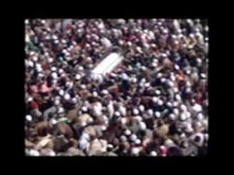 The final journy moulana mohammed Asghar saheb reh. shaikhul hadees jamia islamia rerhi tapura