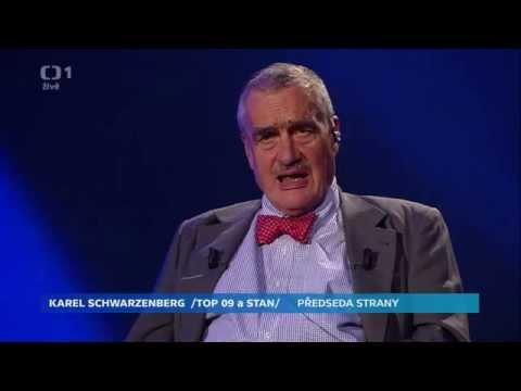 Schwarzenberg: Jsem pro celkovou revizi Ústavy