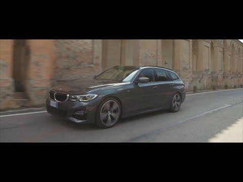 2019 BMW Serie 3 Touring - NUOVO DESIGN e NUOVI INTERNI
