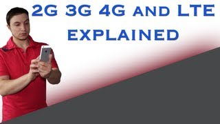 The Difference Between 2G 3G 4G and LTE Speeds Explained