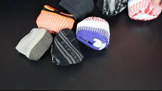 [How to Fold Socks] Video