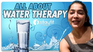 All About Water Therapy | Ramya