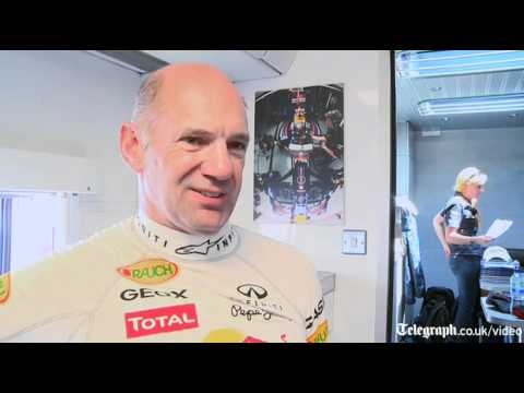 Adrian Newey: 'if you are a car enthusiast Goodwood is Mecca