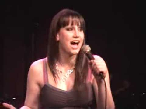 Natalie Weiss sings This Time - Live at Birdland - 12/7/09