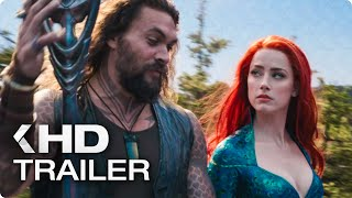 AQUAMAN - 12 Minutes of Trailers & Clips (2018)