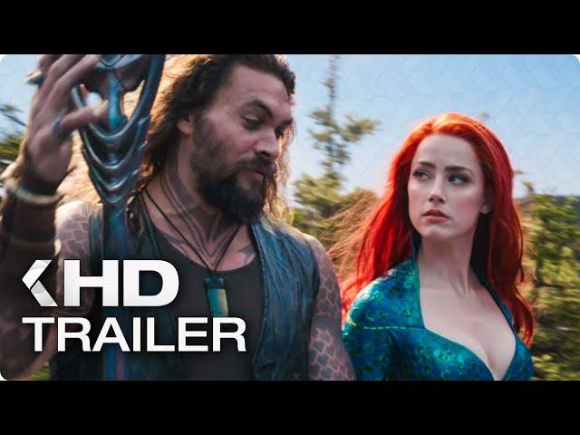 AQUAMAN - 12 Minutes of Trailers & Clips (2018) thumbnail