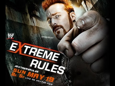 Extreme Rules Post-show video