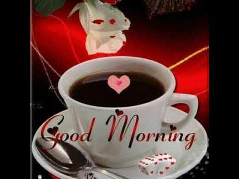 Szép jó reggelt drága barátom