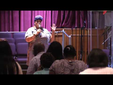 Loving Word Fellowship 060816R