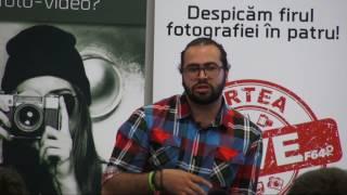 Martea Foto, Live La F64 -  despre procesarea fotografiilor