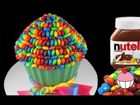 Nutella M M Cake Easy Recipe