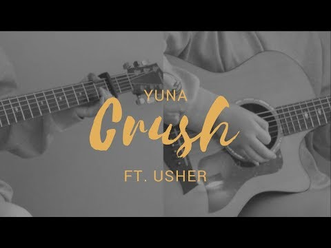 (Yuna) Crush (Feat. Usher) - Anthea Tan