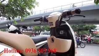 Honda Scoopy Fi 2014 - Xe tay ga nhập khẩu từ Thailand