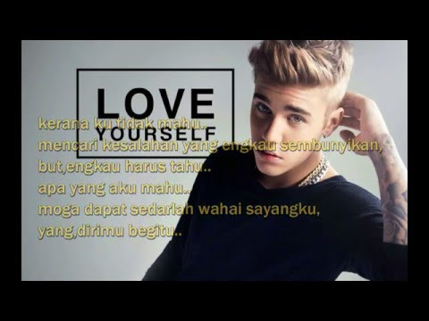Justin Bieber-Love Yourself (Malay Version by PROJEXT)