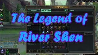 The Legend of River Shen