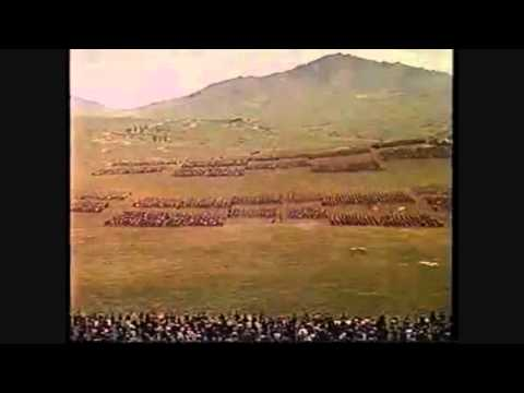 Spartacus - The Battle Scene, 1960 video