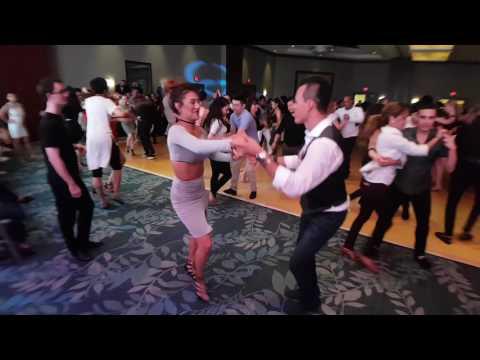 HSC 2017 - David Zepeda et Gracie Flores