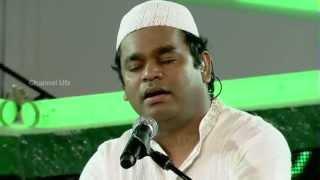 A R Rahman Qawali Live