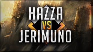 ⚔️ AoE3 - Hazza vs Jerimuno New World Championships Ro32