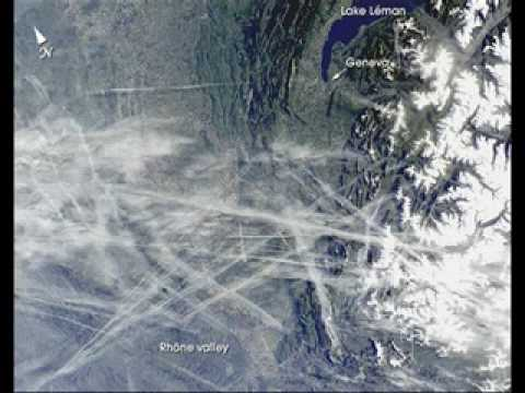 Ex Government Employee talks about CHEMTRAILS part 1