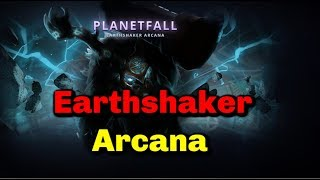 Earthshaker ARCANA preview || TI9 Battle Pass || Dota 2