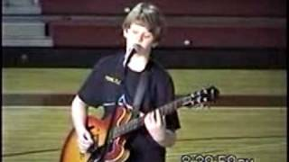 Download Lagu 10 year old guitarist, Stevie Ray, SVR, Pink Floyd, Time Gratis STAFABAND