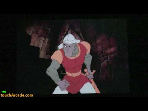 Dragon's Lair for iPhone