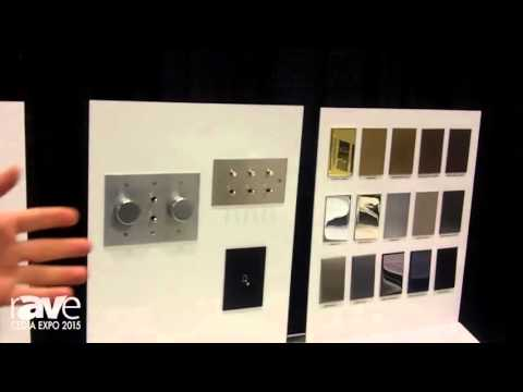 CEDIA 2015: Meljac Shows Various Styles of Attractive French Keypads, Electrical Covers and More