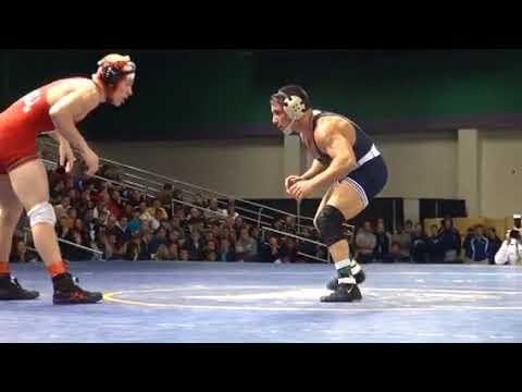149 lbs finals Frank Gorilla Hulk Molinaro Penn State vs  Kyle Dake Cornell