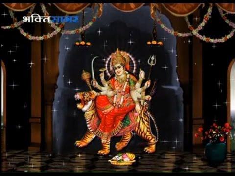 Mata Di Bhajan - Jab Koi Nahi Aata Meri Maiya Aati Hai By Shailendra...