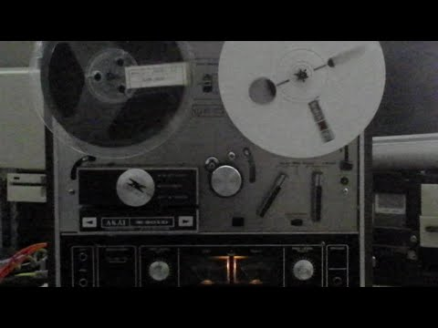 Streaming Apollo audio tapes