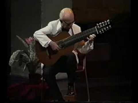 Narciso Yepes plays La Minyona de Cataluna