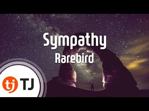 [TJ노래방] Sympathy - Rarebird / TJ Karaoke