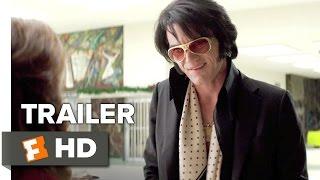 Elvis & Nixon TRAILER 1 (2016) - Kevin Spacey, Evan Peters Movie HD