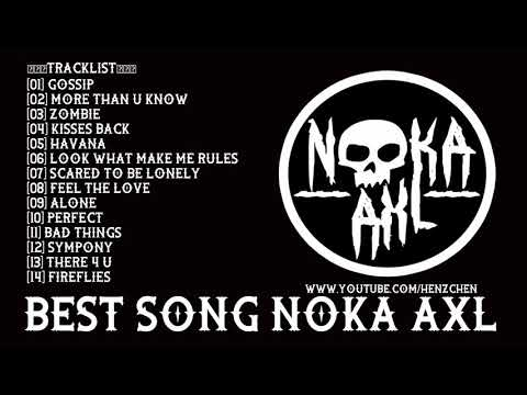 THE BEST SONG DJ NOKA AXL (( BREAKBEAT REMIX 2018 ))