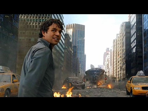 The Avengers - I'm Always Angry - Hulk SMASH Scene - Movie CLIP HD