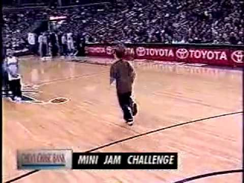 Crazy KId Slam Dunk Contest