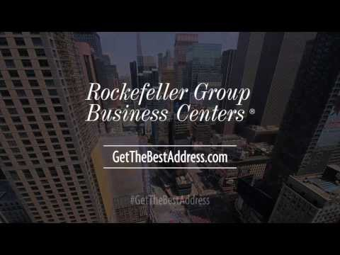 Rockefeller Group Business Centers: Get The Best Address in New York City