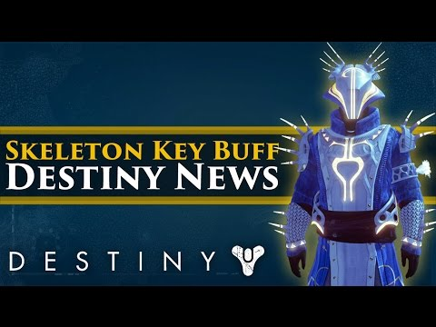 Destiny News - SBMM Reduced, Skeleton Key Buff, Dawning Patch Preview, New Chroma Armor!